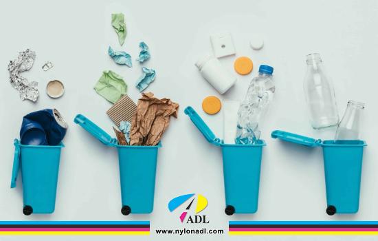 انواع پلاستیک و روشهای بازیافت
